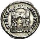 Photo numismatique  ARCHIVES VENTE 2017-7 juin - Coll Fr. Beau EMPIRE ROMAIN DIOCLETIEN (284-305)  293 Argenteus, Siscia (294-295).
