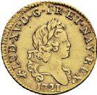 Photo numismatique  VENTE 7 juin 2017 - Coll Fr. Beau et divers ROYALES FRANCAISES LOUIS XV (1er septembre 1715-10 mai 1774)  330 Louis d'or aux deux L, Nantes 1721.