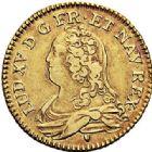 Photo numismatique  ARCHIVES VENTE 2017-7 juin - Coll Fr. Beau ROYALES FRANCAISES LOUIS XV (1er septembre 1715-10 mai 1774)  331 Louis d'or aux lunettes, Poitiers, 1726.