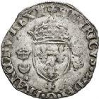 Photo numismatique  ARCHIVES VENTE 2017-7 juin - Coll Fr. Beau ATELIER DE CAEN HENRI II (31 mars 1547-10 juillet 1559)  336 Douzains, 1550 + et 1551 +.