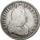 Photo numismatique  ARCHIVES VENTE 2017-7 juin - Coll Fr. Beau ATELIER DE CAEN LOUIS XIV (14 mai 1643-1er septembre 1715)  363 1/2 écus aux huit L 2e type, 1704 C, 1705C.