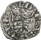 Photo numismatique  VENTE 7 juin 2017 - Coll Fr. Beau et divers BARONNIALES - POIDS de VILLE Duché d'AQUITAINE GUILLAUME et EDOUARD III 514- Lot de 2 monnaies.
