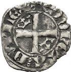Photo numismatique  ARCHIVES VENTE 2017-7 juin - Coll Fr. Beau BARONNIALES - POIDS de VILLE Duché d'AQUITAINE GUILLAUME et EDOUARD III 514- Lot de 2 monnaies.