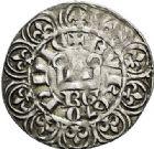 Photo numismatique  ARCHIVES VENTE 2017-7 juin - Coll Fr. Beau BARONNIALES - POIDS de VILLE Duché de BOURGOGNE EUDES IV (1315-1349) 536- Maille blanche avec BG, après mars 1323.