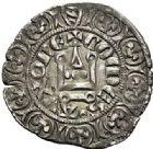 Photo numismatique  VENTE 7 juin 2017 - Coll Fr. Beau et divers BARONNIALES - POIDS de VILLE Duché de BOURGOGNE EUDES IV (1315-1349) 537- Maille demie d'Auxonne, vers 1327-1330.
