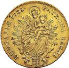 Photo numismatique  VENTE 7 juin 2017 - Coll Fr. Beau et divers MONNAIES DU MONDE HONGRIE MARIE-THERESE (1740-1780) 545- 2 ducats, Kremnitz 1765.