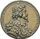 Photo numismatique  ARCHIVES VENTE 2017-7 juin - Coll Fr. Beau MÉDAILLES ARTISTIQUES LOUIS XIII (1610-1643)  563- Antoine Ruzé d'Effiat et de Longjumeau, fonte datée 1629.