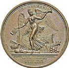 Photo numismatique  ARCHIVES VENTE 2017-7 juin - Coll Fr. Beau MÉDAILLES NAPOLEON Ier, empereur (18 mai 1804- 6 avril 1814)  568 Députation des maires de Paris à Schönbrunn, décembre 1805.