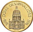 Photo numismatique  VENTE 7 juin 2017 - Coll Fr. Beau et divers MEDAILLES MEDAILLES EN OR MONNAIE DE PARIS Maréchaux d'Empire - Dôme des Invalide (1676-1976) 588- Maréchal Mortier (1768-1835).