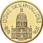Photo numismatique  ARCHIVES VENTE 2017-7 juin - Coll Fr. Beau MÉDAILLES MEDAILLES EN OR MONNAIE DE PARIS Maréchaux d'Empire - Dôme des Invalide (1676-1976) 590- Maréchal Ney (1769-1815).