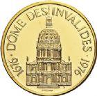 Photo numismatique  VENTE 7 juin 2017 - Coll Fr. Beau et divers MEDAILLES MEDAILLES EN OR MONNAIE DE PARIS Maréchaux d'Empire - Dôme des Invalide (1676-1976) 597-  Maréchal Victor (1764-1841).