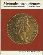 Photo numismatique  ARCHIVES VENTE 2017-7 juin - Coll Fr. Beau OUVRAGES NUMISMATIQUES   631- Lot de 2 ouvrages L'Univers des Monnaies.