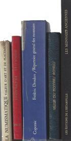 Photo numismatique  VENTE 7 juin 2017 - Coll Fr. Beau et divers OUVRAGES NUMISMATIQUES   650 Lot Revue Archéonumis et 5 ouvrages modernes.