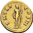 Photo numismatique  VENTE 7 juin 2017 - Coll Fr. Beau et divers DERNIERE MINUTE EMPIRE ROMAIN -  HADRIEN (117-138)  665- Aureus. Rome, (119/122).