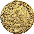 Photo numismatique  ARCHIVES VENTE 2017-7 juin - Coll Fr. Beau DERNIÈRE MINUTE Belgique - BRABANT - PHILIPPE LE BON (1419-1467).  671- Cavalier d'or, Bruxelles.