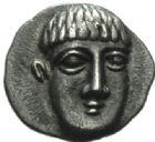 Photo numismatique  MONNAIES GRÈCE ANTIQUE Italie - Campanie Phistélia Obole, (380-350).