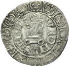 Photo numismatique  MONNAIES ROYALES FRANCAISES CHARLES V (8 avril 1364-16 septembre 1380)  Gros tournois.