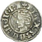 Photo numismatique  MONNAIES MONNAIES DU MONDE ÉCOSSE ALEXANDRE III (1249-1286) Penny, Edimbourg après 1280.
