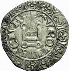 Photo numismatique  MONNAIES ROYALES FRANCAISES JEAN II LE BON (22 août 1350-18 avril 1364)  Gros tournois.