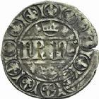 Photo numismatique  MONNAIES ROYALES FRANCAISES JEAN II LE BON (22 août 1350-18 avril 1364)  Blanc aux quadrilobes, 2ème émission.