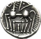 Photo numismatique  VENTE 6 oct 2017 - Coll Dr Y. Goalard et divers GRECE ANTIQUE GAULE DU SUD ELUSATES (région du Gers) 31- Drachme (120-52).