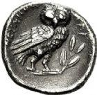 Photo numismatique  VENTE 6 oct 2017 - Coll Dr Y. Goalard et divers GRECE ANTIQUE Italie - Calabre Tarente sous Pyrrhus d'Epire (281-272) 36- Drachme.