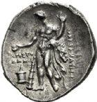 Photo numismatique  VENTE 6 oct 2017 - Coll Dr Y. Goalard et divers GRECE ANTIQUE Italie - Lucanie Héraclée (vers 300) 40- Statère, (vers 300).