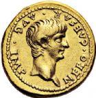 Photo numismatique  VENTE 6 oct 2017 - Coll Dr Y. Goalard et divers EMPIRE ROMAIN NERON (54-68)  288- Aureus, Lyon, (56-57).