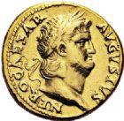 Photo numismatique  VENTE 6 oct 2017 - Coll Dr Y. Goalard et divers EMPIRE ROMAIN NERON (54-68)  289- Aureus, Rome, (64-66).