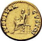 Photo numismatique  ARCHIVES VENTE 2017-6 oct - Coll Dr Y. Goalard EMPIRE ROMAIN NERON (54-68)  289- Aureus, Rome, (64-66).