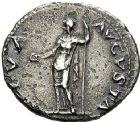Photo numismatique  VENTE 6 oct 2017 - Coll Dr Y. Goalard et divers EMPIRE ROMAIN GALBA (68-69)  292- Denier, Rome (avril 68-janvier 69).