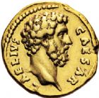 Photo numismatique  ARCHIVES VENTE 2017-6 oct - Coll Dr Y. Goalard EMPIRE ROMAIN AELIUS (césar 136-138)  300- Aureus, Rome, (137).