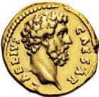 Photo numismatique  VENTE 6 oct 2017 - Coll Dr Y. Goalard et divers EMPIRE ROMAIN AELIUS (césar 136-138)  300- Aureus, Rome, (137).