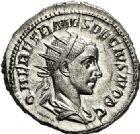 Photo numismatique  VENTE 6 oct 2017 - Coll Dr Y. Goalard et divers EMPIRE ROMAIN JULIA DOMNA (épouse de Septime Sévère)  308- Denier, Rome, (211/217).