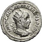 Photo numismatique  VENTE 6 oct 2017 - Coll Dr Y. Goalard et divers EMPIRE ROMAIN EMILIEN (253)  311- Antoninien, Rome, (253).
