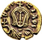 Photo numismatique  VENTE 6 oct 2017 - Coll Dr Y. Goalard et divers EMPIRE BYZANTIN THEOPHILE (829-842)  320- Semissis, Syracuse.
