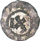 Photo numismatique  VENTE 6 oct 2017 - Coll Dr Y. Goalard et divers CAROLINGIENS LOUIS IV D'OUTREMER (936-954)  343- Obole, Langres.