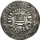 Photo numismatique  VENTE 6 oct 2017 - Coll Dr Y. Goalard et divers ROYALES FRANCAISES PHILIPPE IV LE BEL (5 octobre 1285-30 novembre 1314)  346- Gros tournois à l'O rond (1305?).