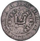Photo numismatique  ARCHIVES VENTE 2017-6 oct - Coll Dr Y. Goalard ROYALES FRANCAISES JEAN II LE BON (22 août 1350-18 avril 1364)  347- Piéfort du blanc à l'épi, ?1ère émission (22 janvier 1352).