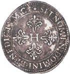 Photo numismatique  VENTE 6 oct 2017 - Coll Dr Y. Goalard et divers ROYALES FRANCAISES HENRI III (30 mai 1574–2 août 1589)  352- Franc au col fraisé, Toulouse, 1583 M.
