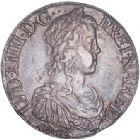 Photo numismatique  VENTE 6 oct 2017 - Coll Dr Y. Goalard et divers ROYALES FRANCAISES LOUIS XIV (14 mai 1643-1er septembre 1715)  356- Écu de Béarn à la mèche longue, Pau, 1650 DB.