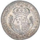 Photo numismatique  ARCHIVES VENTE 2017-6 oct - Coll Dr Y. Goalard ROYALES FRANCAISES LOUIS XIV (14 mai 1643-1er septembre 1715)  360- 1/8ème d'écu de Flandre aux palmes, Lille, 1694 W.