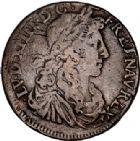 Photo numismatique  VENTE 6 oct 2017 - Coll Dr Y. Goalard et divers ROYALES FRANCAISES LOUIS XIV (14 mai 1643-1er septembre 1715)  362- Jeton de la foire de Beaucaire : 15 sols en cuivre, (Montpellier ou Aix), 1682.