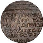 Photo numismatique  ARCHIVES VENTE 2017-6 oct - Coll Dr Y. Goalard ROYALES FRANCAISES LOUIS XIV (14 mai 1643-1er septembre 1715)  362- Jeton de la foire de Beaucaire : 15 sols en cuivre, (Montpellier ou Aix), 1682.