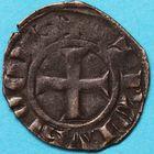 Photo numismatique  MONNAIES BARONNIALES Comté d'ANJOU CHARLES III (1290-1325) Denier.