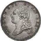 Photo numismatique  VENTE 6 oct 2017 - Coll Dr Y. Goalard et divers ROYALES FRANCAISES LOUIS XVI (10 mai 1774–21 janvier 1793)  367- Écu de Calonne, tête non laurée, Paris, 1786.