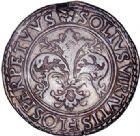 Photo numismatique  ARCHIVES VENTE 2017-6 oct - Coll Dr Y. Goalard BARONNIALES Alsace - STRASBOURG  370- Municipalité. Thaler de tir, 1590.