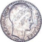 Photo numismatique  ARCHIVES VENTE 2017-6 oct - Coll Dr Y. Goalard MODERNES FRANÇAISES 3ème REPUBLIQUE (4 septembre 1870-10 juillet 1940)  383- Paire d'essais unifaces de 10 francs, type Turin (argent), 1929.