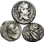 Photo numismatique  VENTE 6 oct 2017 - Coll Dr Y. Goalard et divers LOTS DE MONNAIES GRECE ANTIQUE  389- Lot de 15 monnaies grecques impériales.