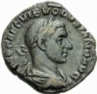 Photo numismatique  MONNAIES EMPIRE ROMAIN VOLUSIEN (César 251 - Auguste 251-253)  Sesterce, Rome.